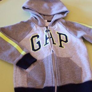BabyGap hoodie
